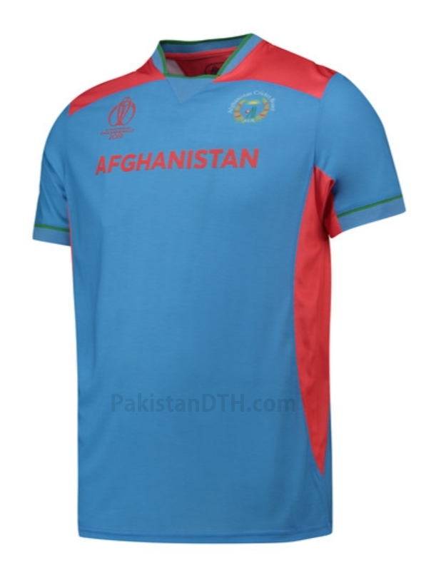 Afghanistan Team T-Shirt for World Cup 2019