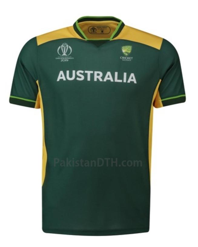 WORLD CUP FAN JERSEY SOUTH AFRICA CRICKET SHIRT 2019 UK