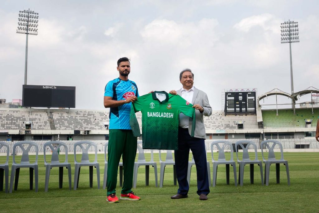 Bangladesh Official World Cup 2019 Kit