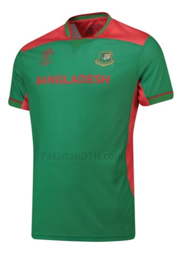Bangladesh Team T-Shirt for World Cup 2019