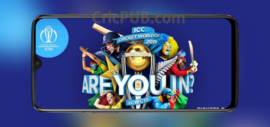 ICC Cricket World Cup 2019 Free Live streaming Apps