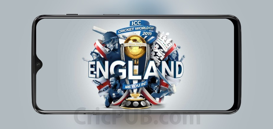 Best Apps to Live Stream ICC Cricket World Cup 2019