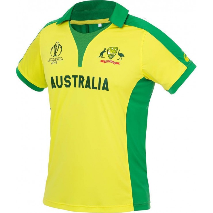 Australia Official World Cup 2019 Kit