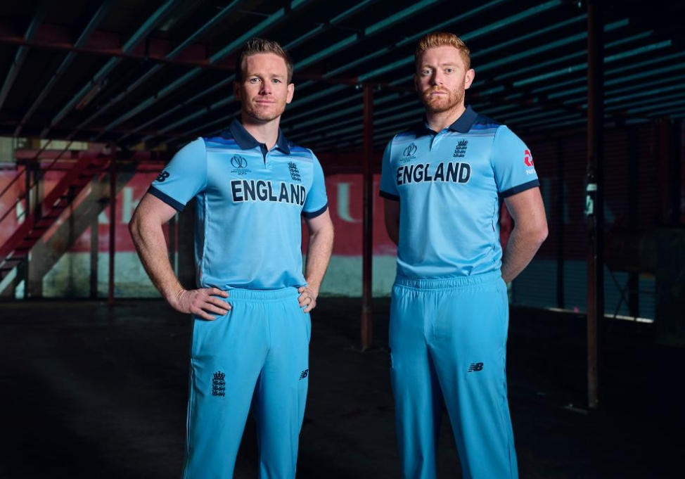 England ICC Cricket World Cup 2019 Jersey Kit