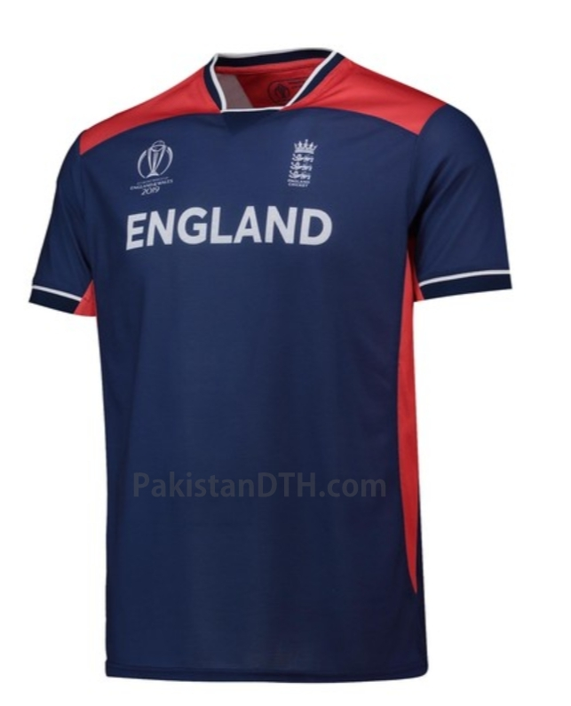 England Team T-Shirt for World Cup 2019