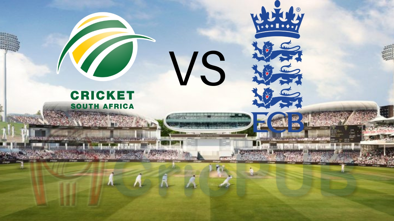 England vs South Africa Match 1 Live