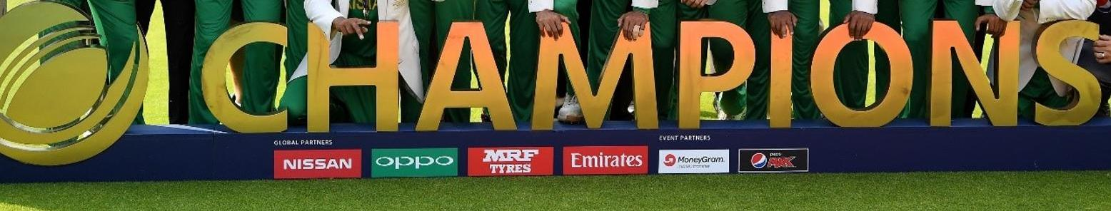 ICC Cricket World Cup 2019 Sponsors and Partners