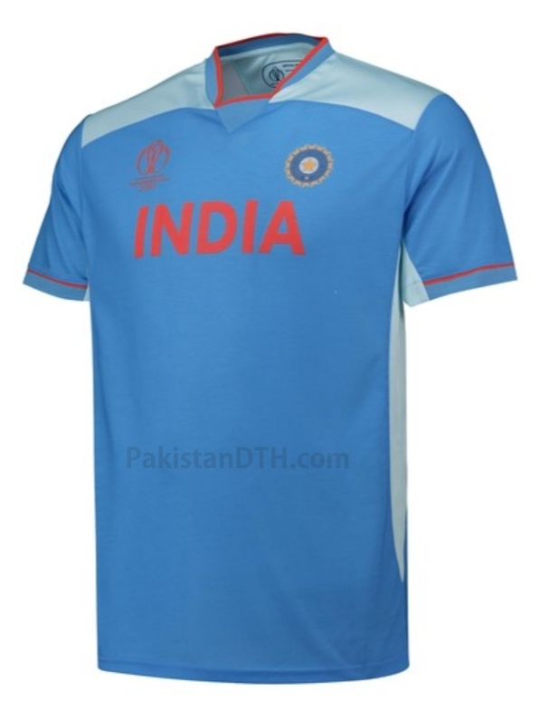 India Team T-Shirt for World Cup 2019