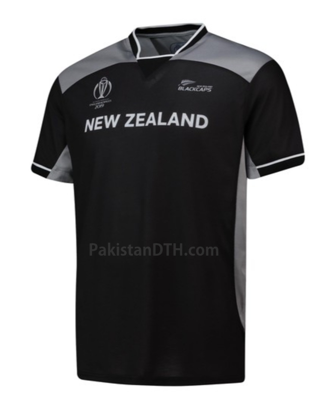 New Zealand Team T-Shirt for World Cup 2019