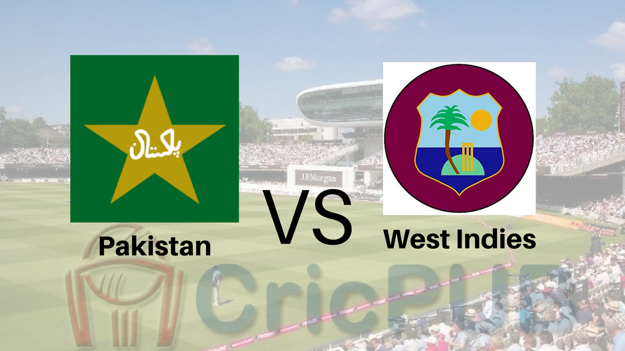Pakistan Vs West Indies Match 2 Cwc 2019 May 31 Live