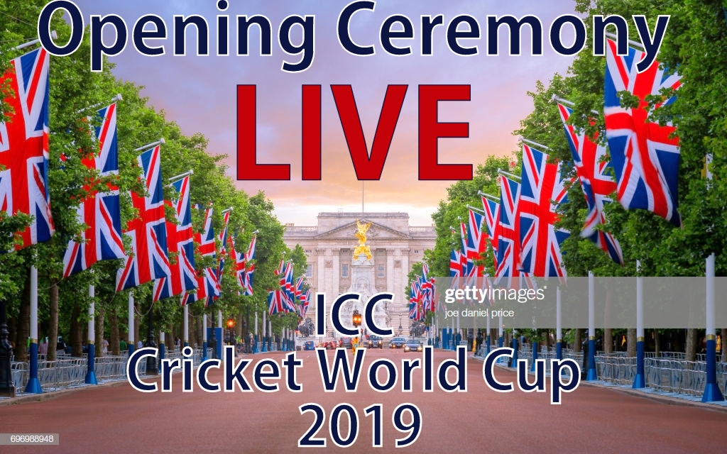 Opening Ceremony ICC Cricket World Cup 2019 Live From The Mall London